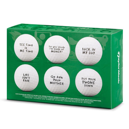 DAD-ISM Project (a) Golf Balls