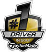#1 Driver in Golf Badge