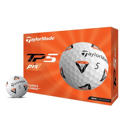 TP5 pix Golf Balls image number 0