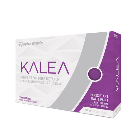 Kalea Golf Balls Dz Purple