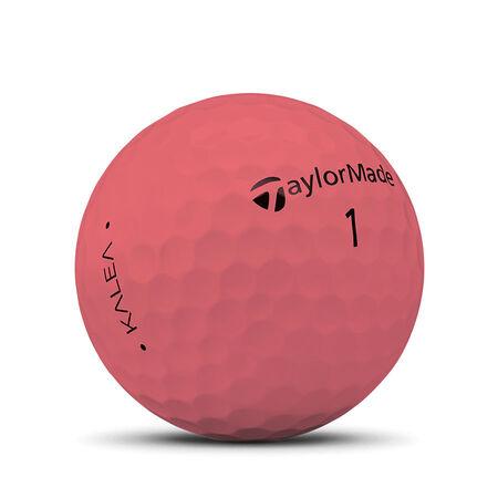 Kalea Matte Peach Golf Balls