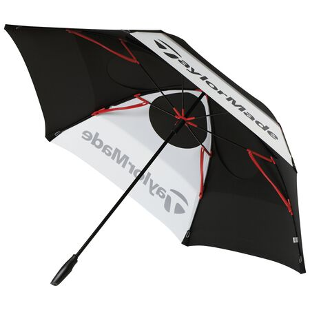Double Canopy Umbrella 68 In