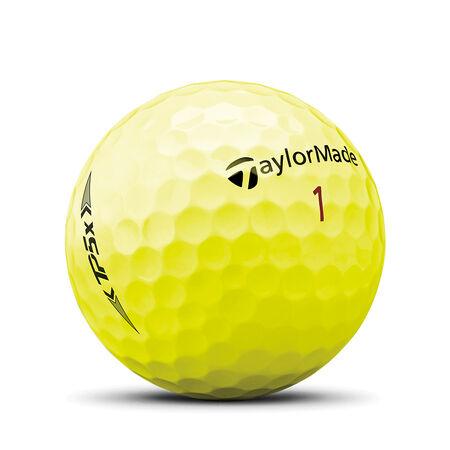 TP5x Yellow Golf Balls image number 1
