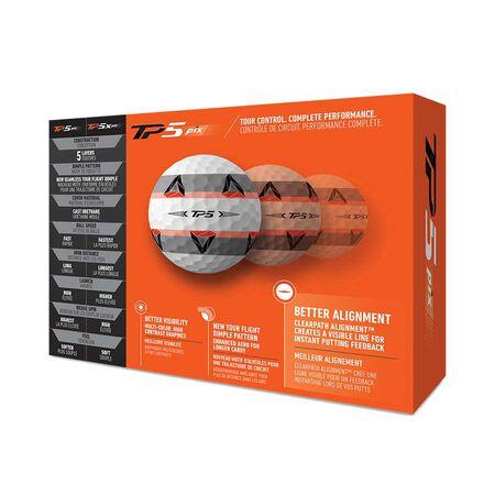 TP5 pix Golf Balls image number 2